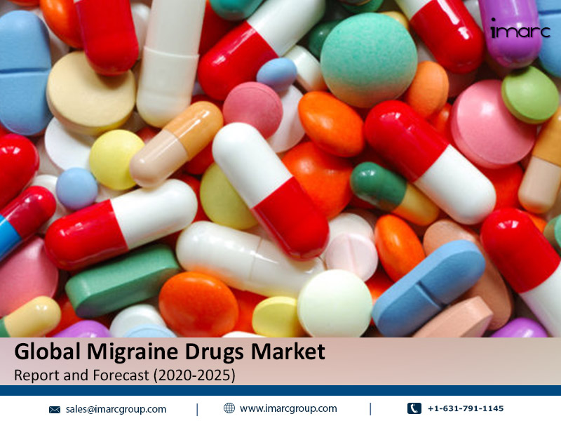 Migraine Drugs Market Industry Analysis, Demand, Growth Rate and Forecast 2020-2025