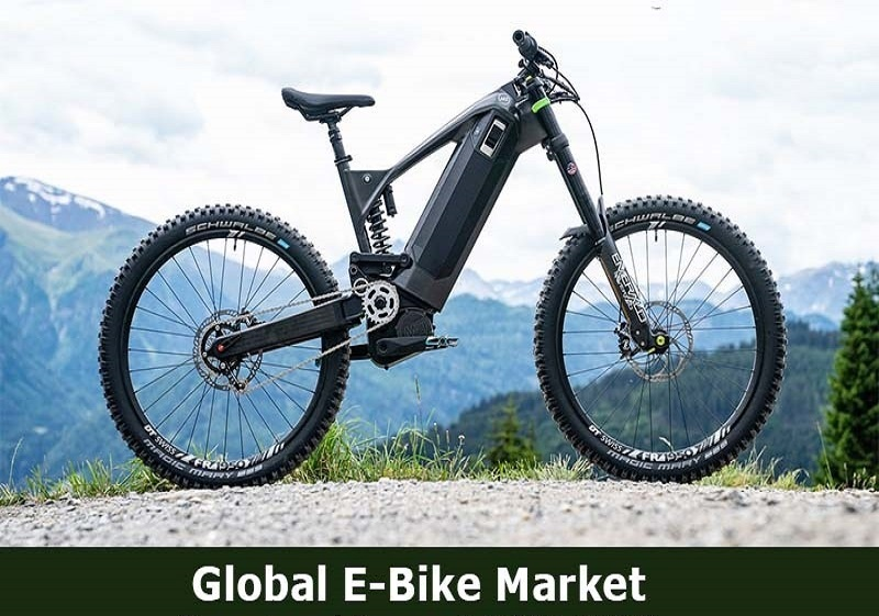 Global E-Bike Market Report 2020-2025 | Industry Trends, Share, Size, Growth and Opportunities