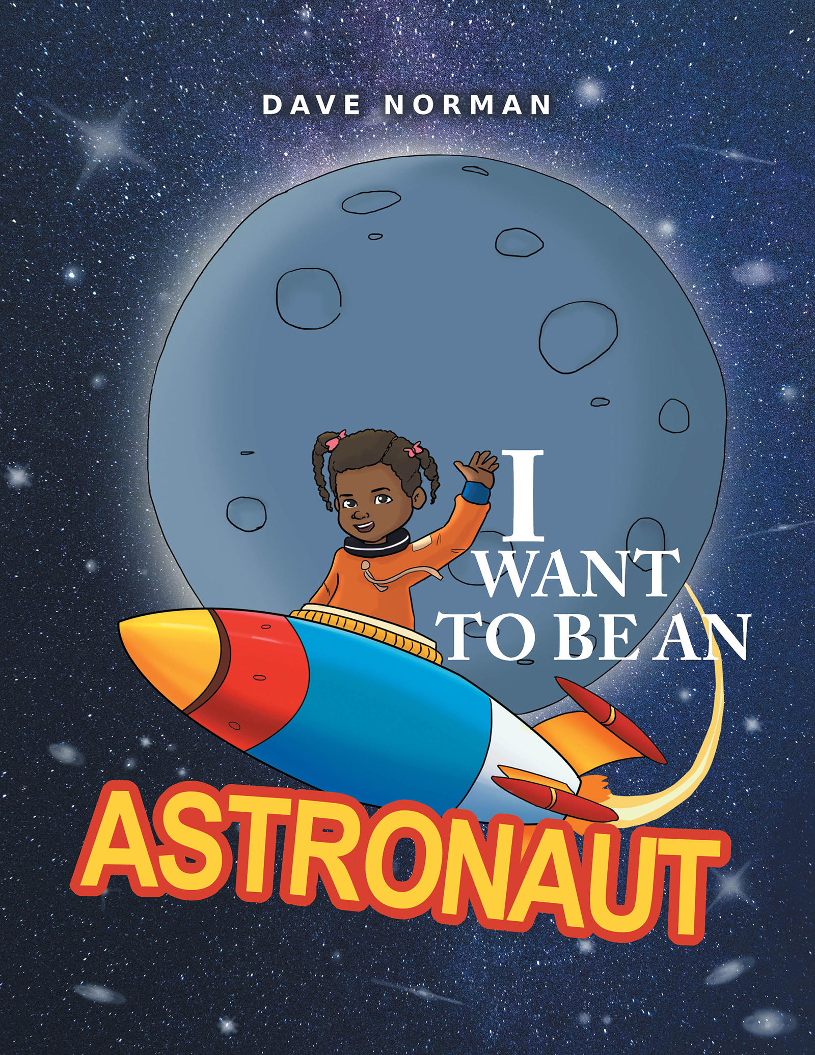 An awesome astronomical children's book for curious kids