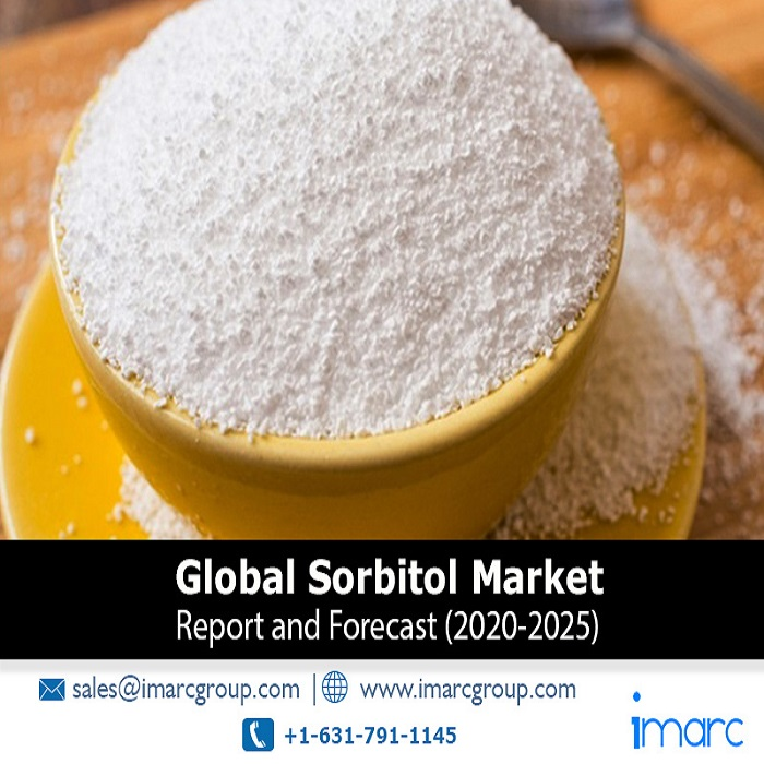Global Sorbitol Market - Industry Analysis, Share, Size, Price Trends and Research Report 2020-2025