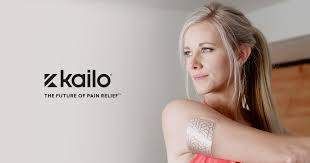 Kailo Pain Patch Relieve Pain Naturally With Nanotechnology Based Patches.