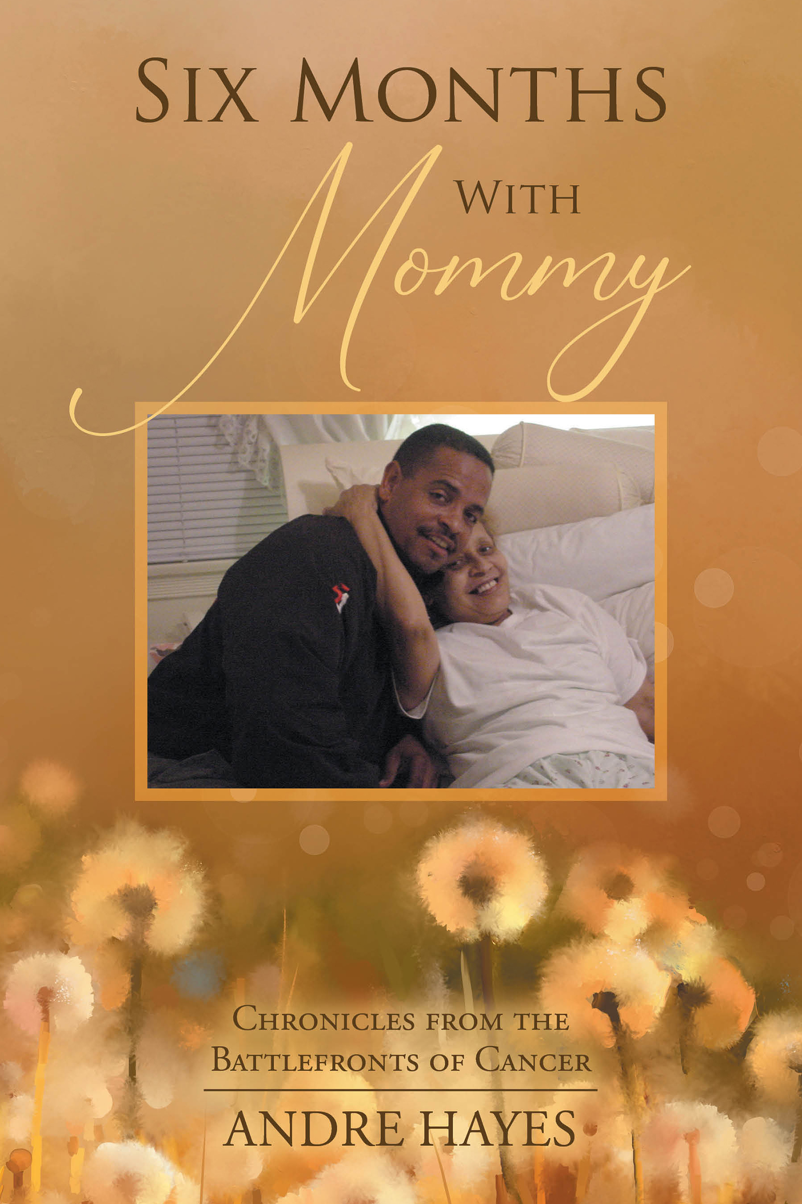 To breath and live with cancer shared in an emotionally powerful book by Andre Hayes