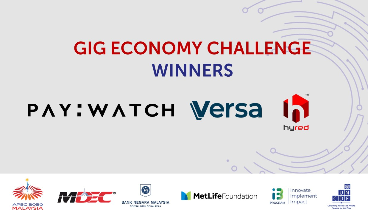 PAY:WATCH is the First South Korean Company to be Selected as a Winner in the UNCDF Gig Economy Challenge
