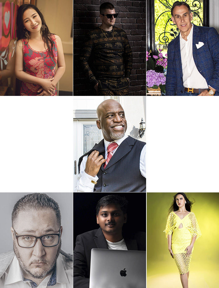 StarCentral Media Group has released this month's Movers & Shakers featuring: Lili Liu, Michael Smith, Tendul Raj, Michael Mastecki, Armand Peri, Abi Grisby, and DL Wallace.