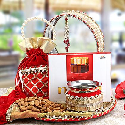 FlowerAura Launches Latest Karwa Chauth Gifts for 2020