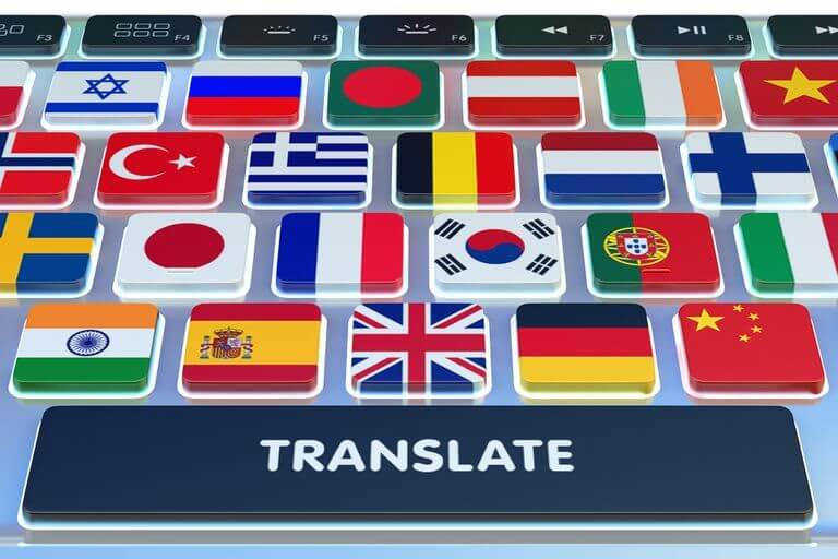 Vietnamese translation B2B services for English, Chinese, Japanese, Korean, French, German, Russian in Vietnam