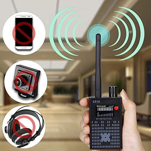 Fanbell Announces the Launch of State-Of-The-Art Anti-Spy Wireless Bug Detector