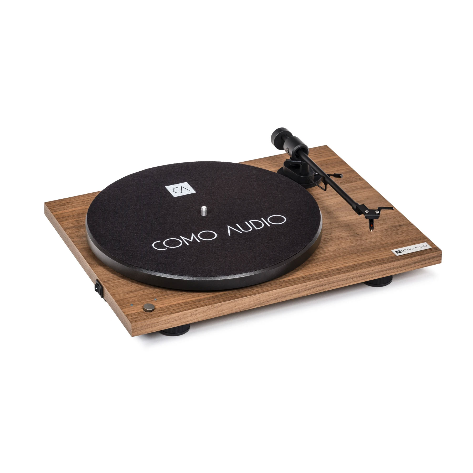 Take Those Old Records Off the Shelf As Como Audio Bluetooth Turntable Streams Vinyl Wirelessly