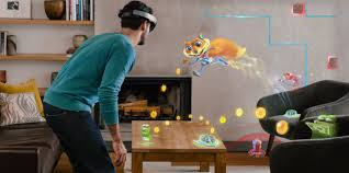 Mixed Reality in Gaming Market showing footprints for Strong Annual Sales   Microsoft, Osterhout Design, Lenovo