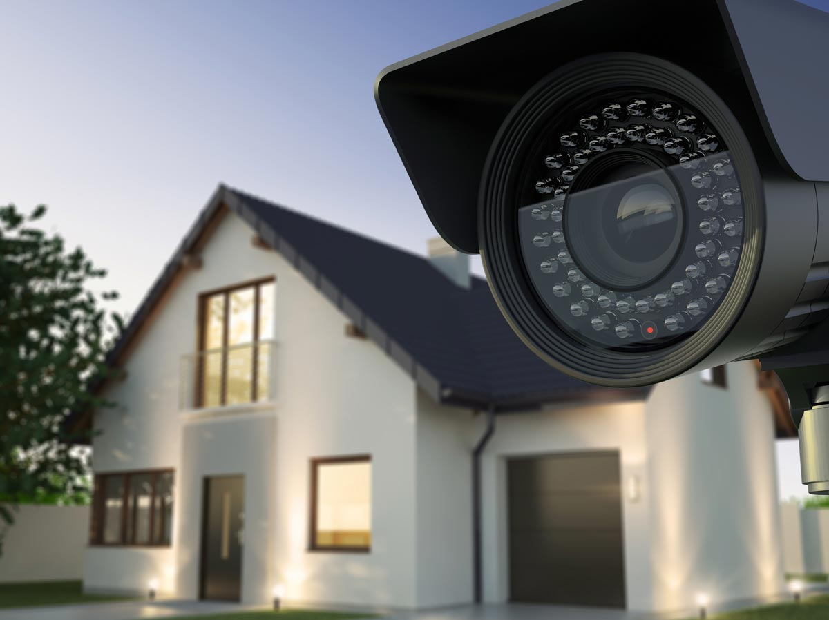 Home Security Monitoring Market to See Major Growth by 2025 : Honeywell, Schneider Electric, Vivint