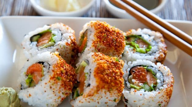 Sushi Restaurants: How Market Leaders Have Reacted in Current Scenario?