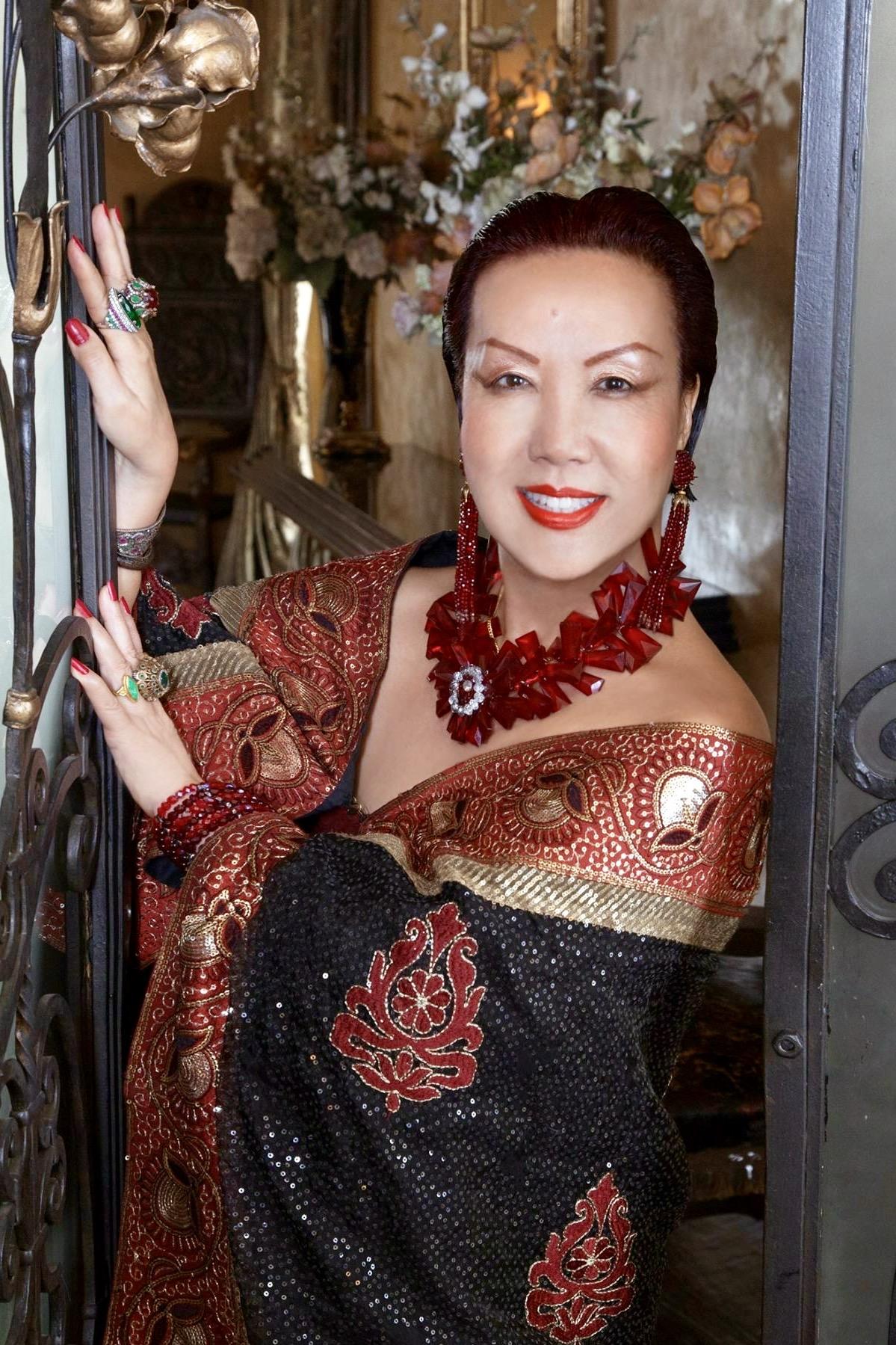 Iconic Designer Sue Wong Launches New Venture SUE WONG DESIGNER SIGNATURE HOMES