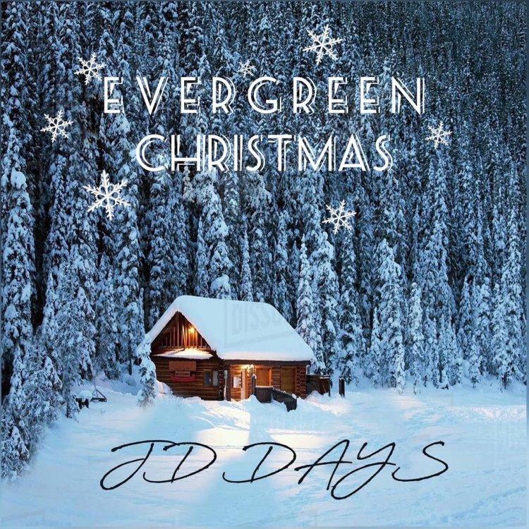 """JD Days new Christmas Single """"Evergreen Christmas"""" is reminiscent of John Lennon"""