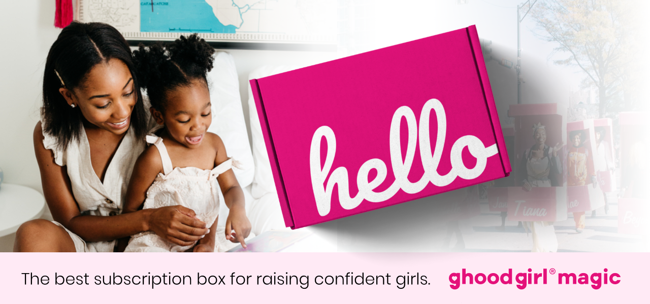 Ghood Girl® Magic Tackles Racism With Their New Subscription Box for Girls