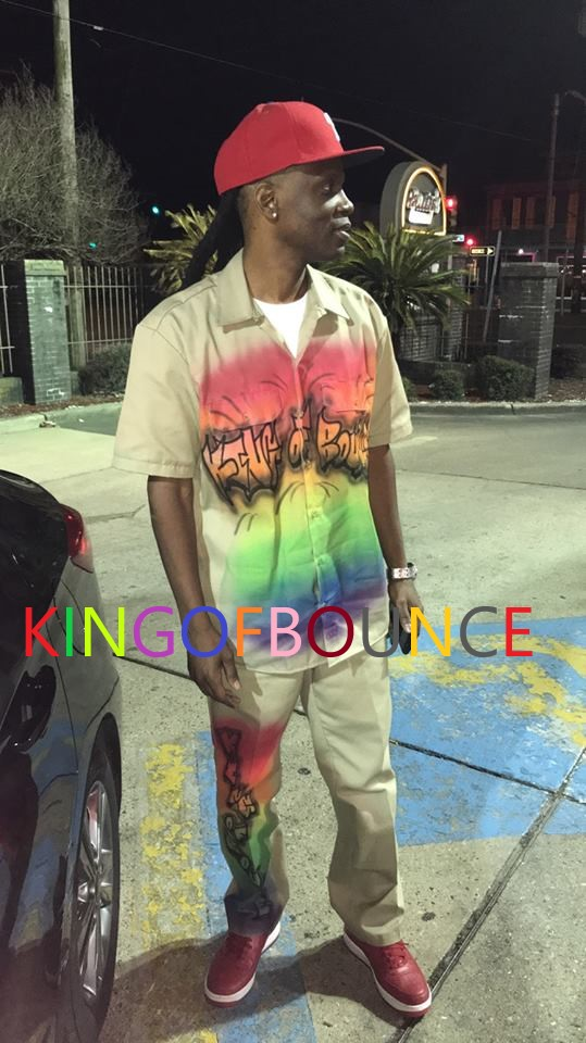 Introducing Kingofbounce, a New Orleans Rapper with a unique style of rap called 'New Orleans Bounce', a fusion of famous triggerman beat and musical samples.