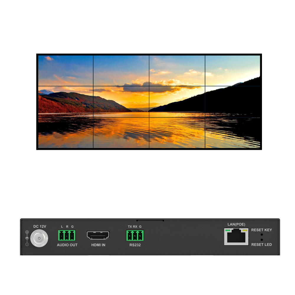 Build Video Wall within Minutes: AV Access Launches HDIP100 Zero-Configuration AV over IP Solution