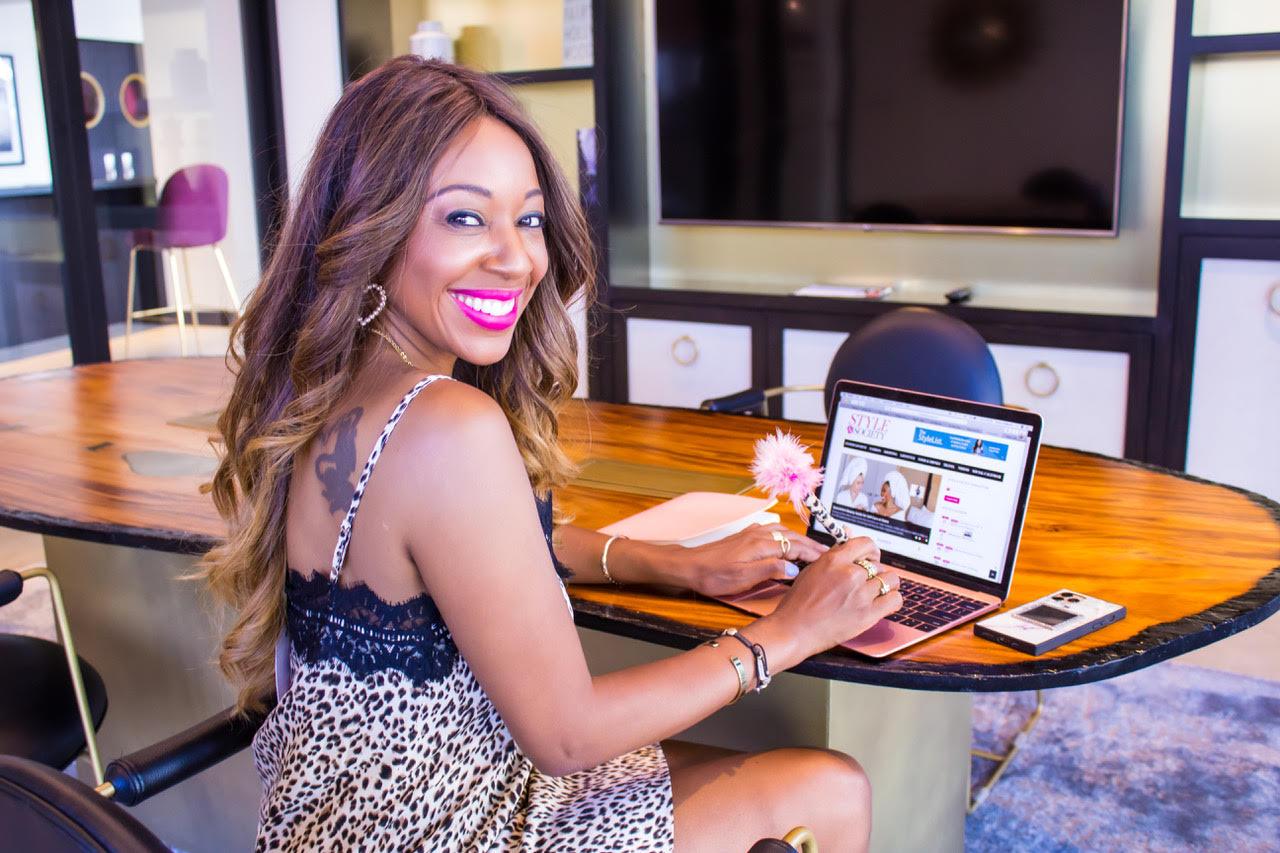 Style & Society Creator Kinya Claiborne Talks the Secret Sauce of Her Success