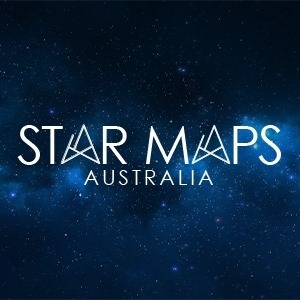 Star Maps Australia launch the largest collect of Personalised night sky art designs online