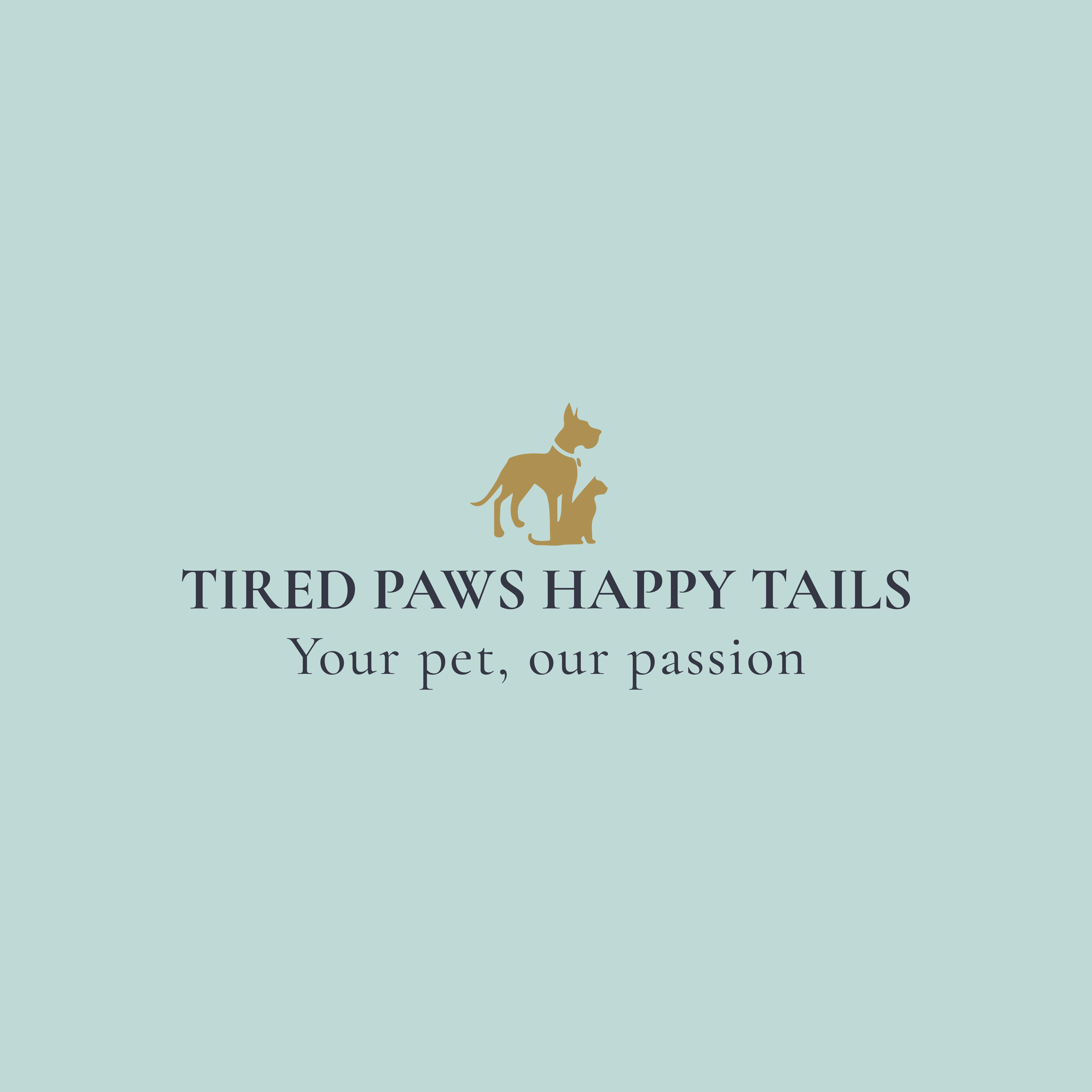 Tired Paws Happy Tails - the New Online Store Disrupting the UK Pet Care Industry