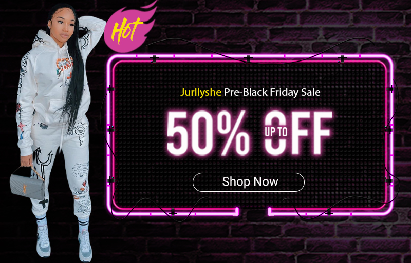 "Women's Store, ""Jurllyshe"" Announces Hot Clothing Coupons, Lucky Draws and Amazing deals Discounts for Black Friday 2020"