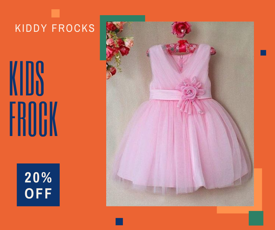 Baby Frocks Designs are Out For Summer and Winter Wear by Kiddy Frocks
