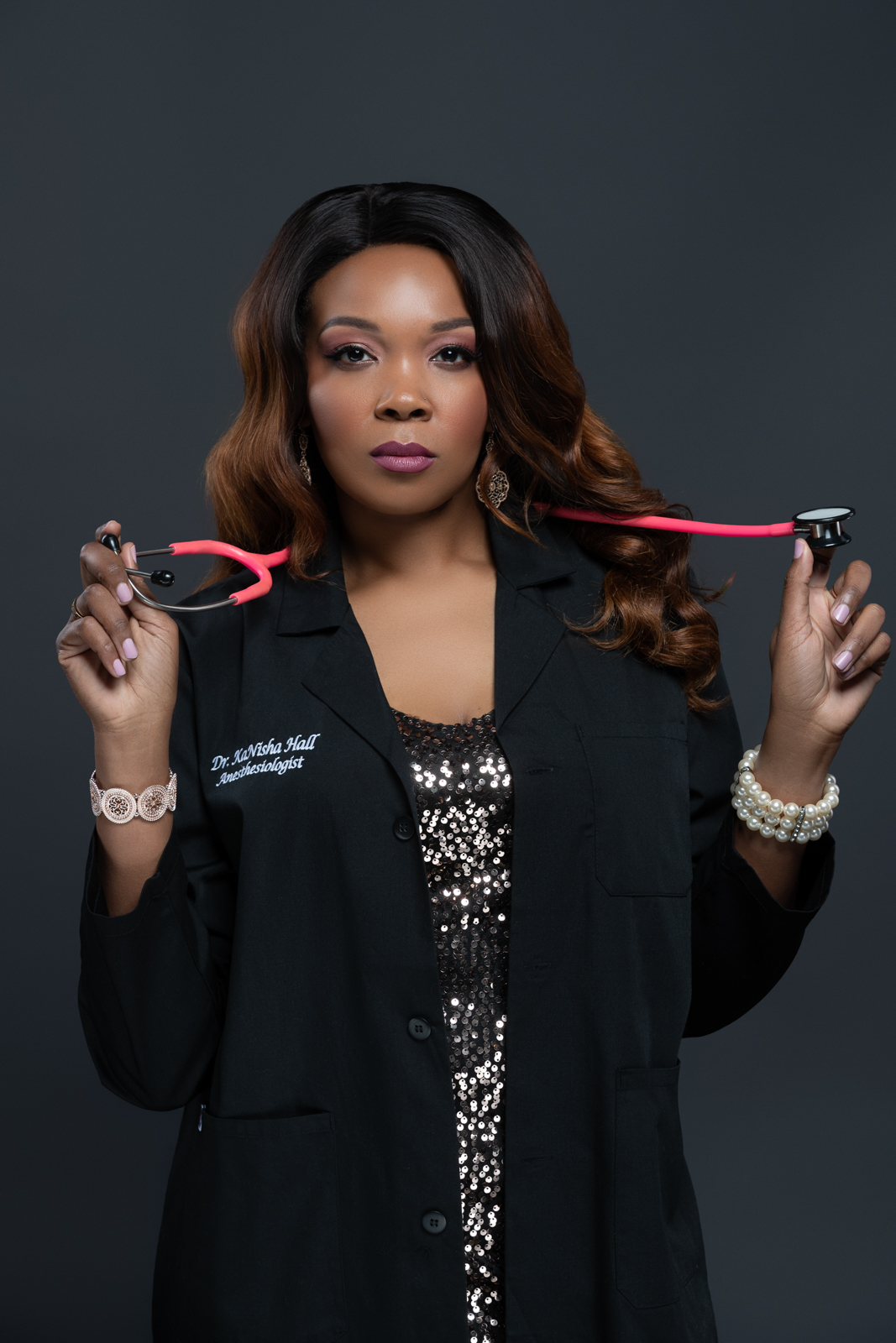 CEO of Kluster Radio Media Group appoints Dr KaNisha L. Hall as the Chief Medical Correspondent