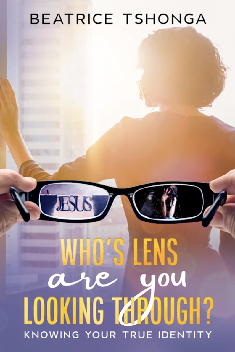 "Beatrice Tshonga, A BBC Crew Member Highlights The Impact Of Comparison In Her New Book ""Who's Lens Are You Looking Through"""