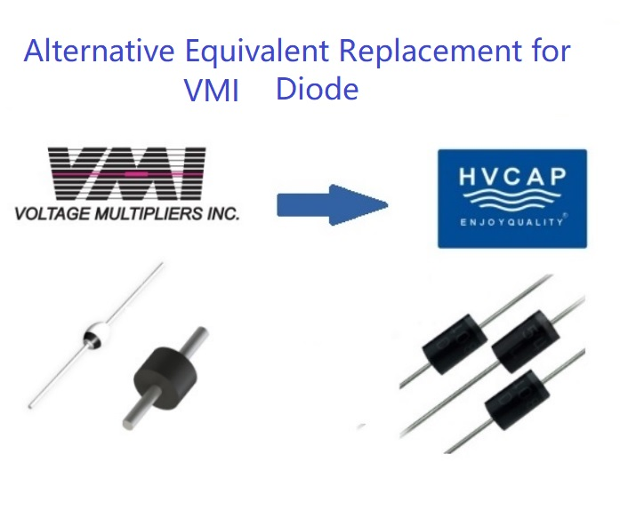 Alternative Replacement Cross Reference of VMI high voltage Diodes