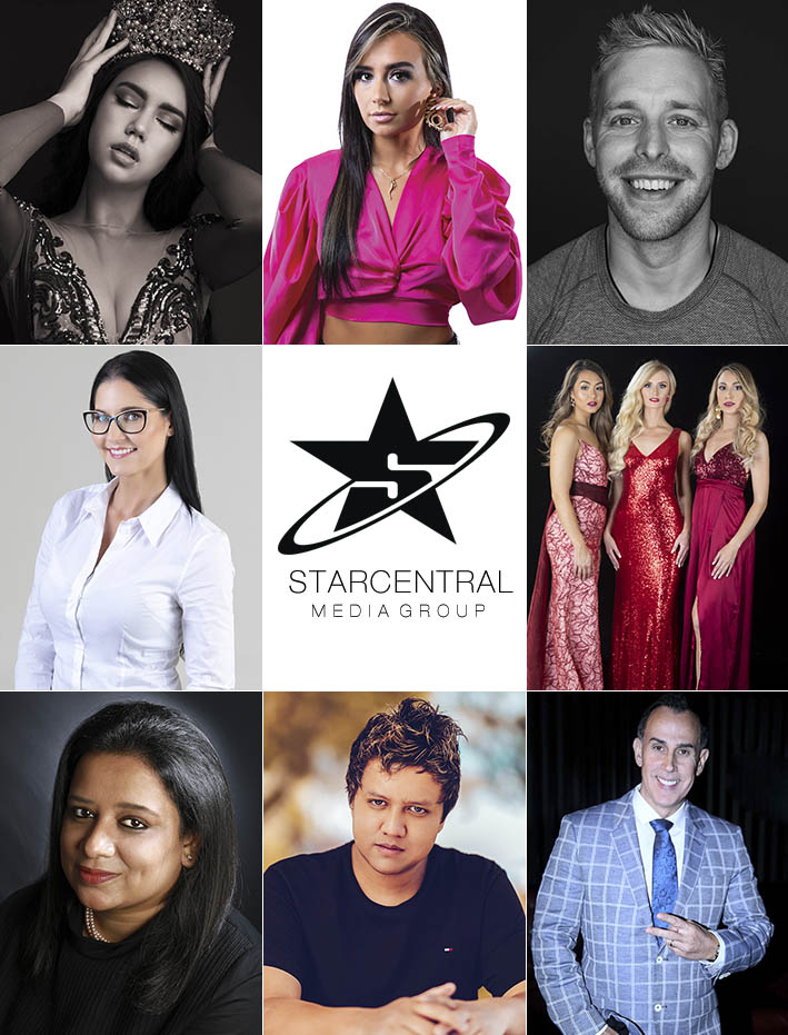 StarCentral Media Group has released this month's Movers & Shakers featuring: Armand Peri, Abhijita Kulshrestha, Dylan Ogline, Monica Luisi, Abi Grigsby, Andrew Belle Wilson, and Yolandi Franken