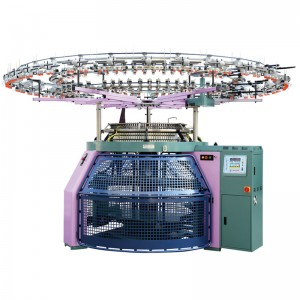 Current Situation of Management System of Circular Knitting Machine in China