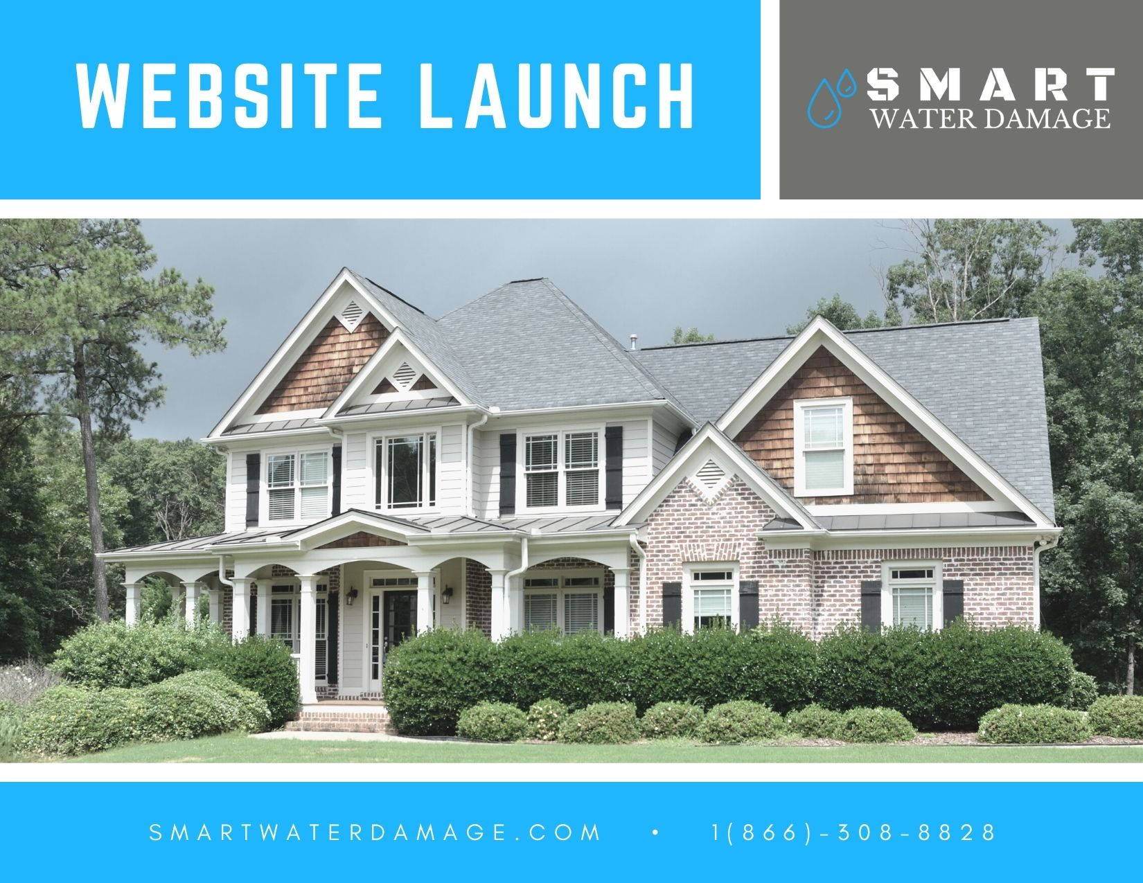 Smart Water Damage Connecting Home and Business Owners with Water & Fire Damage Remediation Experts