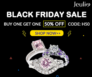 Jeulia Announces Incredible Black Friday and Cyber Monday Sales, Offering Customers Huge Savings
