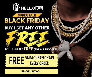 Helloice.com Announces Amazing Sale for Black Friday and Cyber Monday