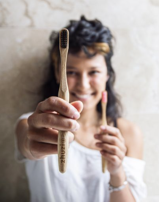 Sustainable Startup Zhuzi Launches a Biodegradable Toothbrush Subscription and Thrives During Lockdown
