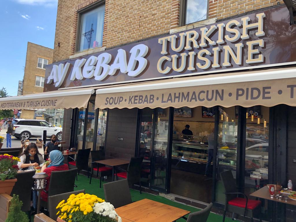Ay Kebab, a hearty and welcoming Turkish restaurant in the Bay Ridge