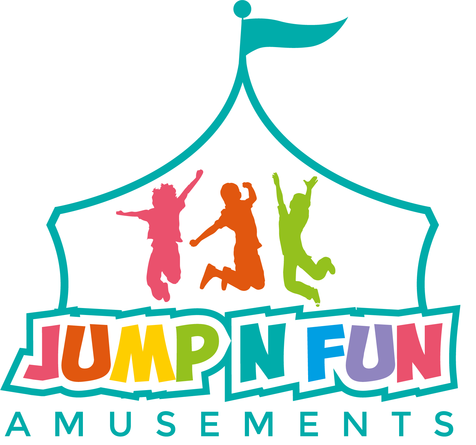 Jump-N-Fun Amusements Voted #1 for Bounce House Rentals & Water Slides in Bedford County, VA