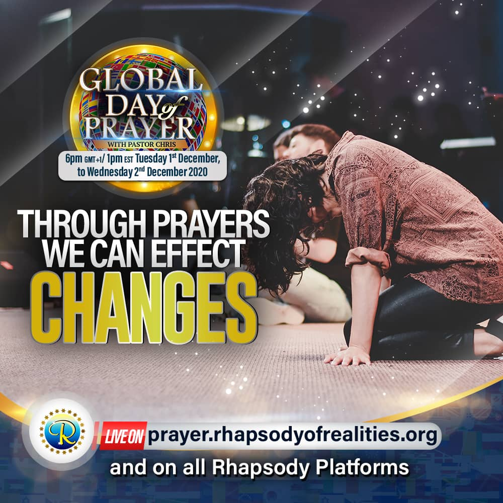 LoveWorld Networks Broadcasts The 'Global Day of Prayer' Event