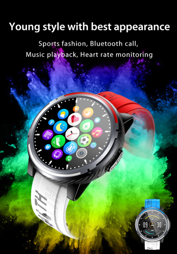 The Six Highlights Of S26 Bluetooth Smartwatch