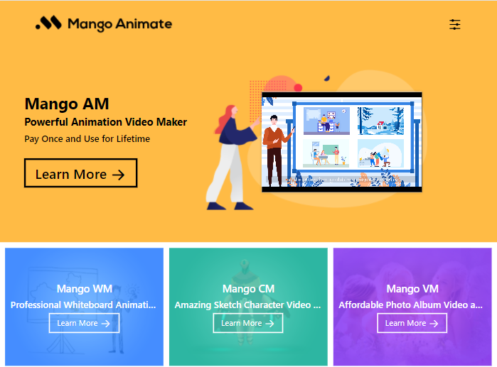 Mango Animate Is the Key Provider of Animation Software on the Web