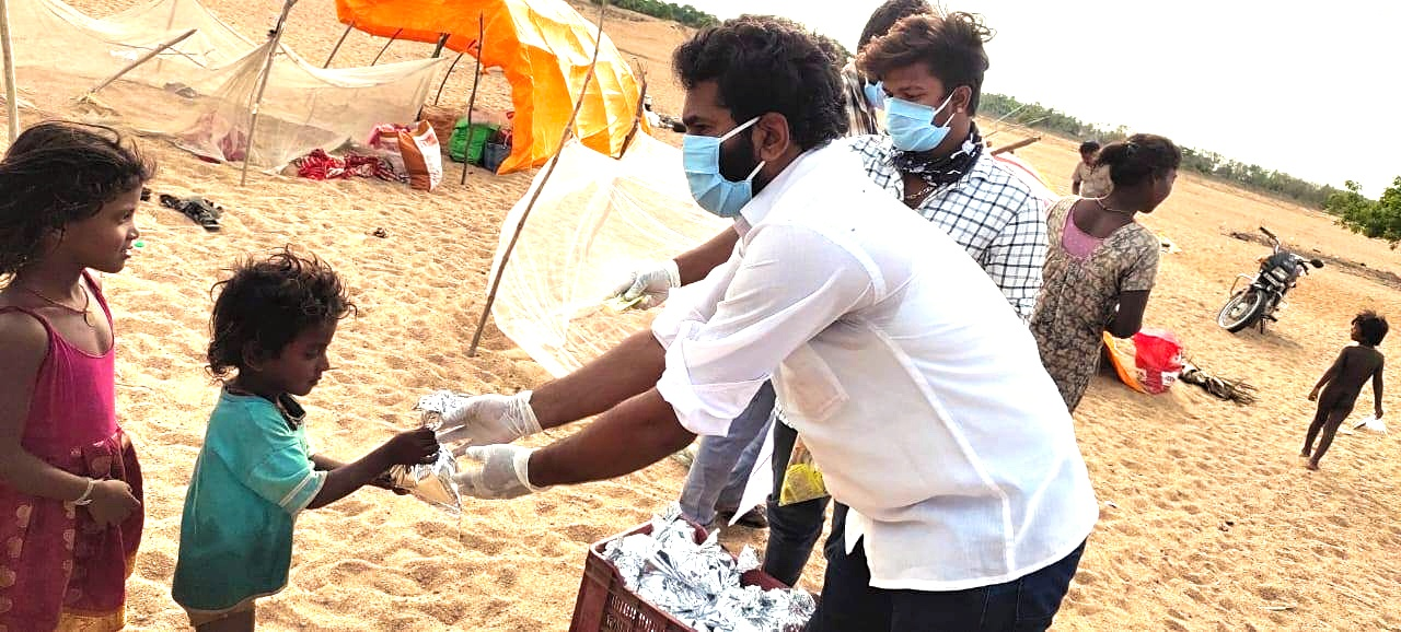 WCH Pandemic Relief in Tamil Nadu, India Served More than 5000 Vulnerable People