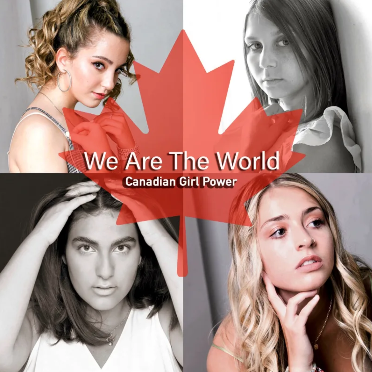 """Music Group, Canadian Girl Power have New Single """"We Are the World"""" Censored by Google"""