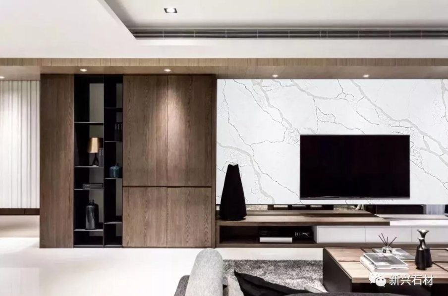 How To Install A Tv Wall To Make The Living Room Luxurious