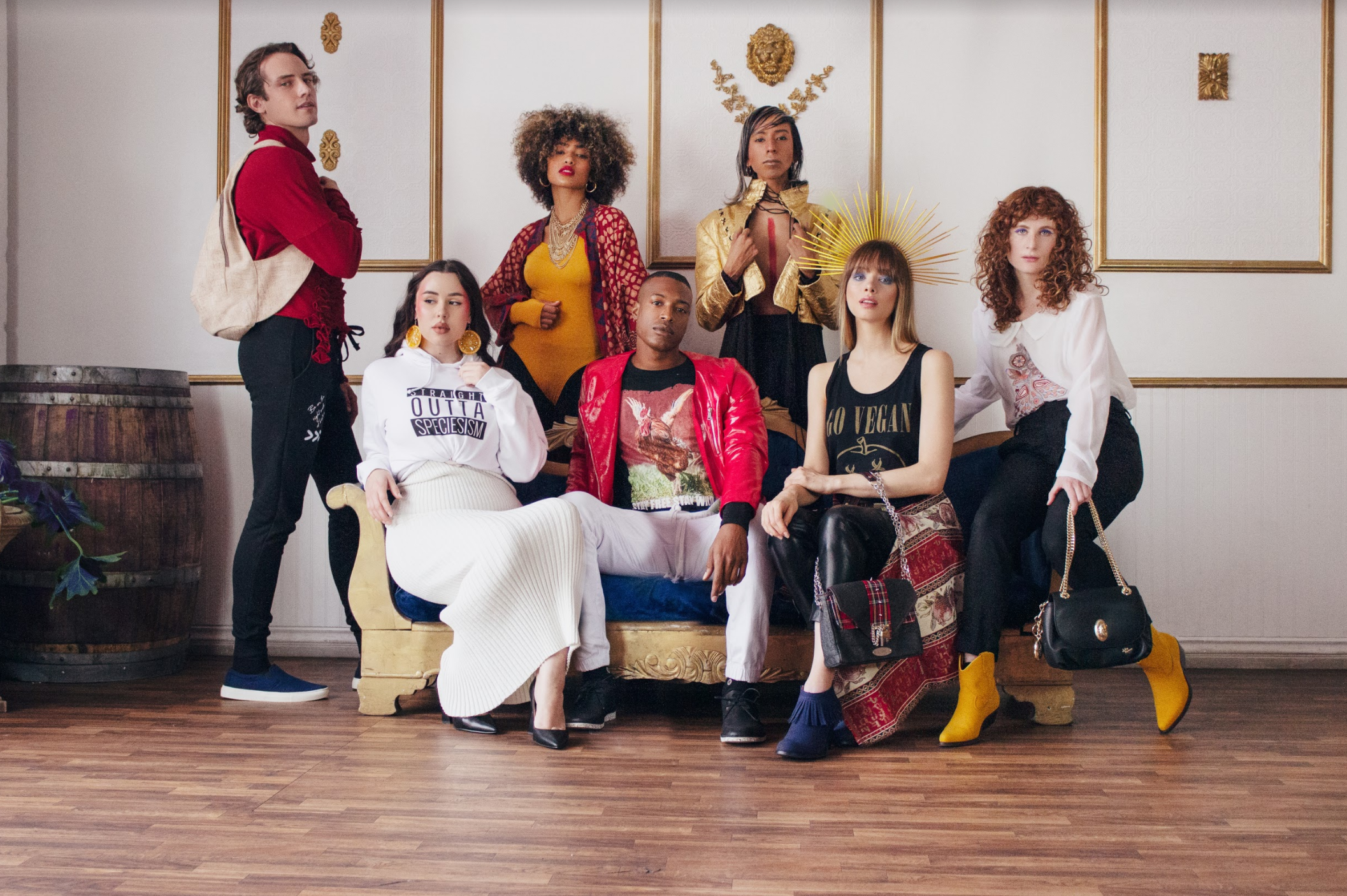 F.A.K.E Movement Debuts Collective Giveaway/Photoshoot to Support Small Businesses During COVID-19