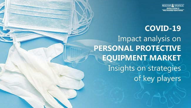 Personal Protective Equipment Market Players Prospering during COVID Times - P&S Intelligence