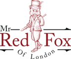 Luxury Men's Grooming Products from Mr. Red Fox London Now Available in Wolf and Badger Stores