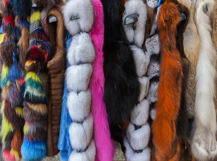 Aria Moda Introduces Fur Coats and Vests For the Winter