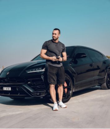 """Dubai-Based Fitness Trainer """"Coach Nic"""" Shares his Dreams, Career Highlights and Personal Hobbies"""