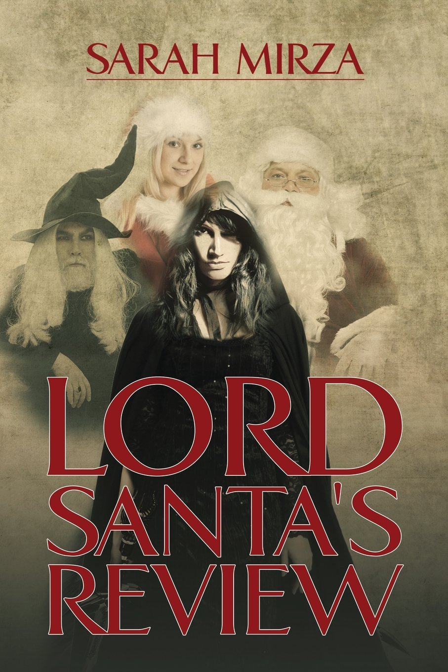 Sarah Mirza opens up the world of the Light Warriors in her book 'Lord Santa's Review'
