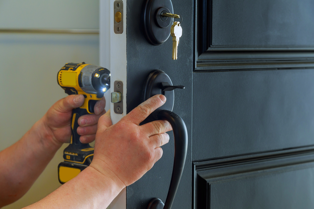 Locksmith Toronto Can Open Malfunctioned Password-Protected Closed Doors