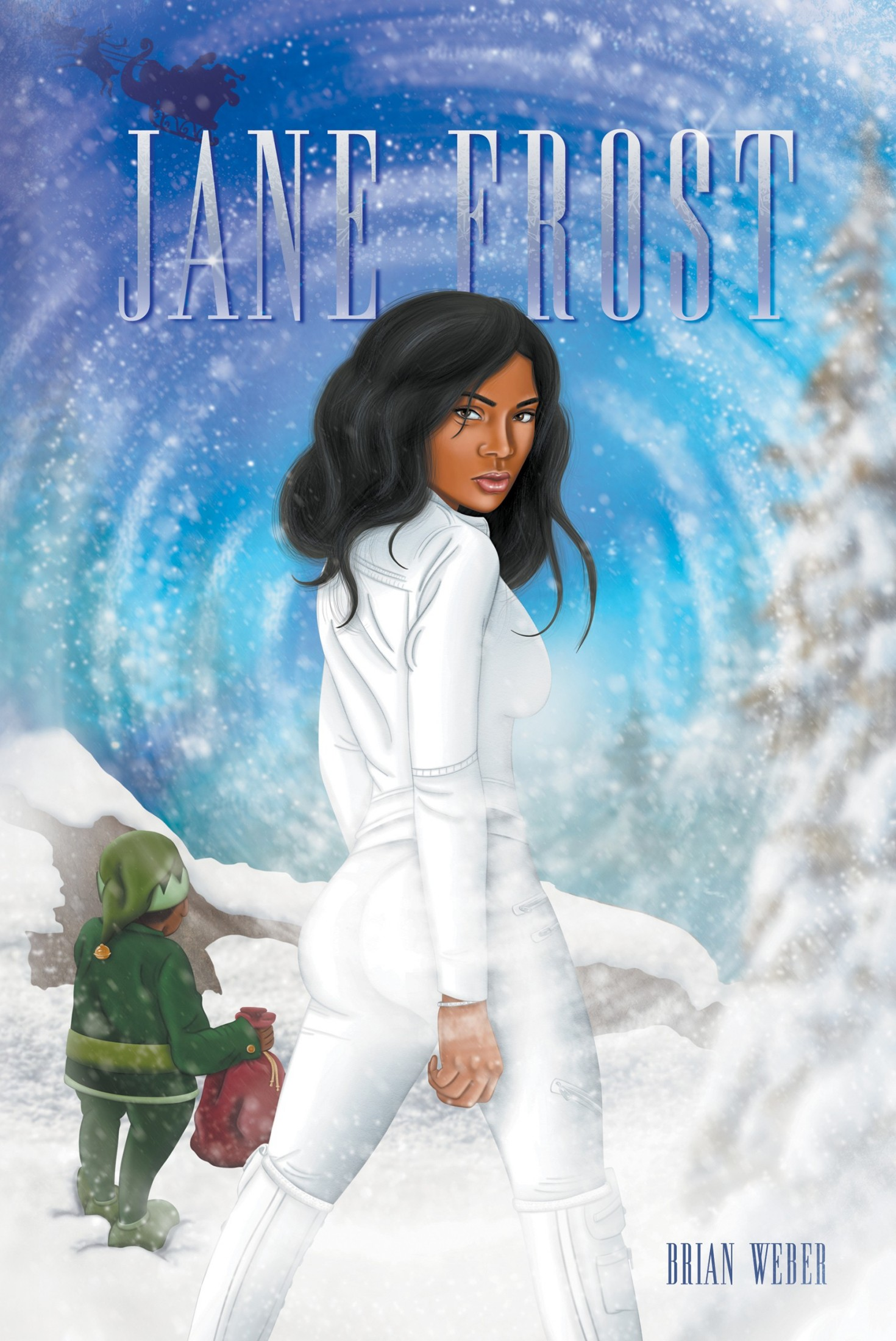 "New novel ""Jane Frost"" by Brian Weber is released, a unique take on holiday stories that combines familiar elements into a brand-new Christmas-themed adventure"